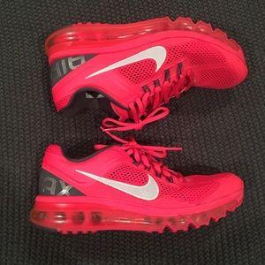 Women's Nike Air Max + 2013 (rare color-way)